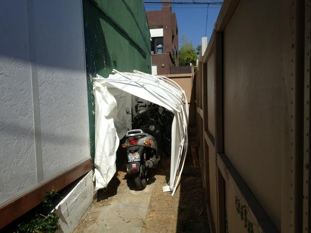 12 bike shed