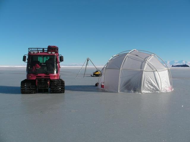 12 m ice dome