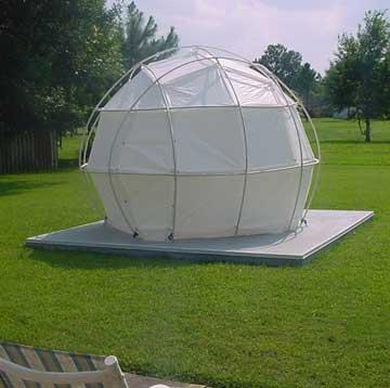 bubble dome telescope