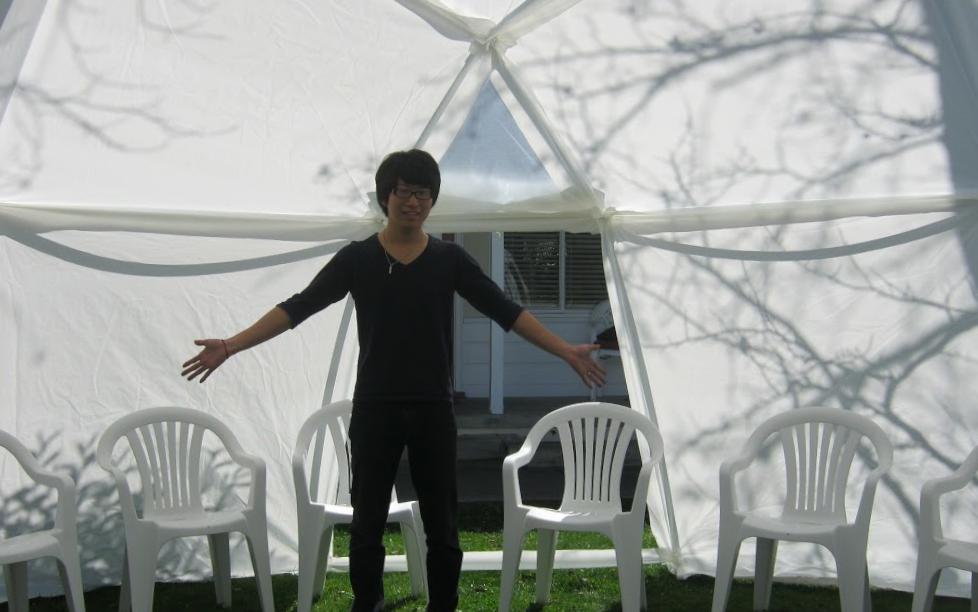 meditation dome 5