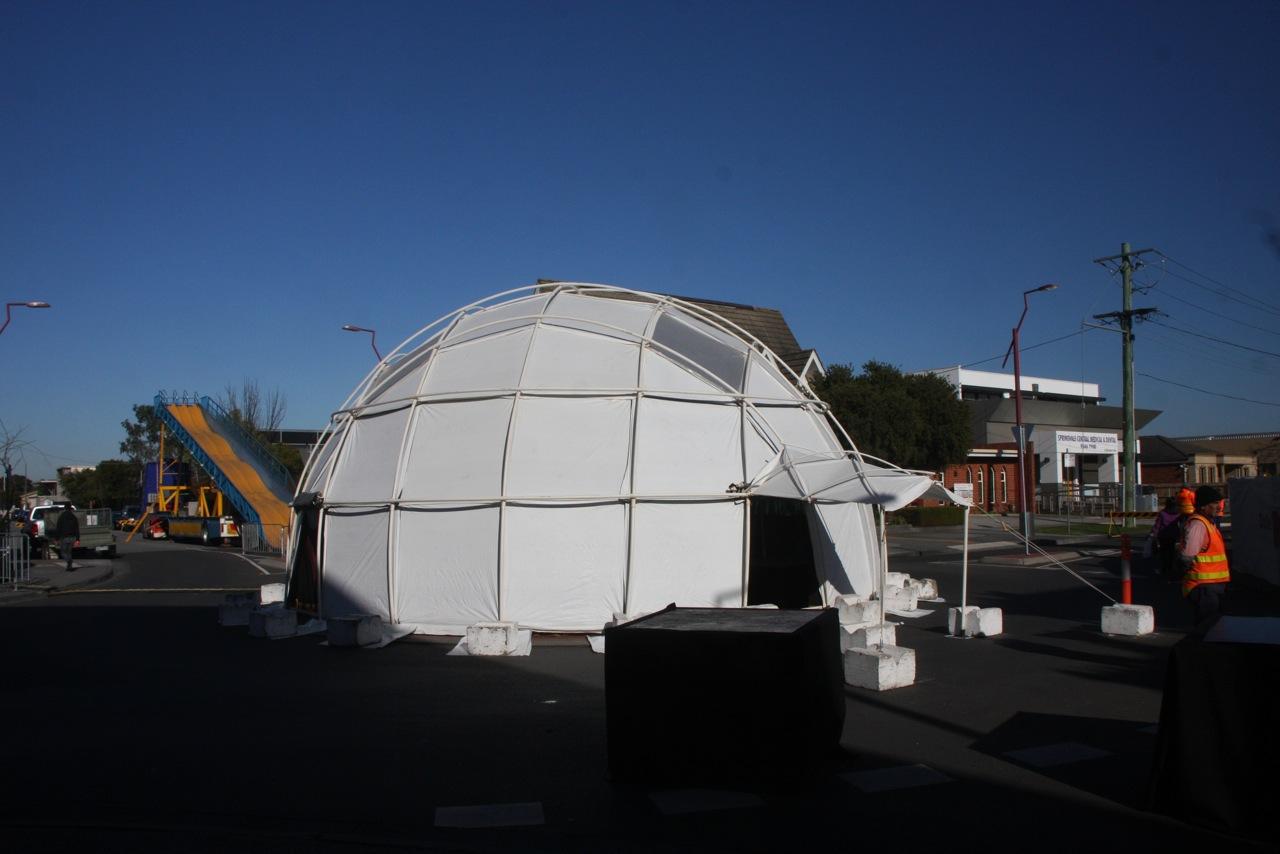 igloo dome