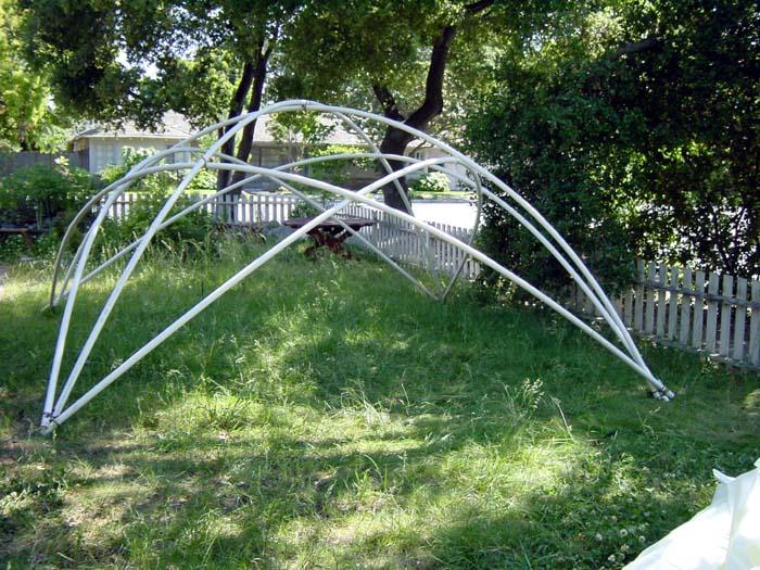 01 shelter frame