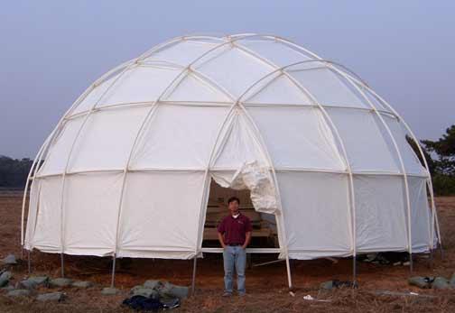 31 antenta dome