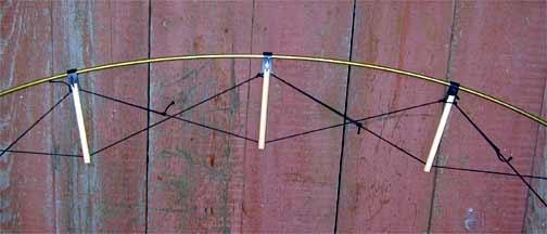 strut web structure